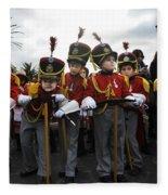 Little Soldiers IIi Fleece Blanket