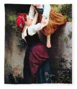 Little Thieves 1872 Fleece Blanket