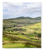Livermore Valley Fleece Blanket