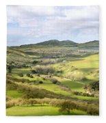 Livermore Valley Fleece Blanket