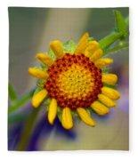 Living Sunshine Fleece Blanket