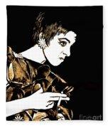 Liza Minelli Collection-1 Fleece Blanket
