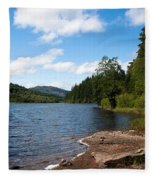 Loch Ard Fleece Blanket
