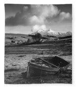 Loch Harport Fleece Blanket