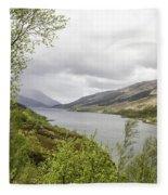 Loch Levern Fleece Blanket