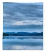 Loch Rannoch Fleece Blanket