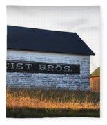 Logerquist Bros. Fleece Blanket