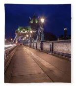 London England #101 Fleece Blanket