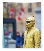London Street Artists 2 Fleece Blanket