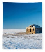 Lonely Place Fleece Blanket