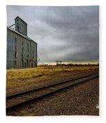 Lonesome Road Fleece Blanket
