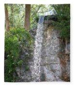 Long Waterfall Drop Fleece Blanket