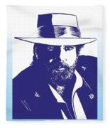 Lonnie Mack Fleece Blanket