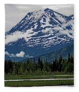 Looned View Fleece Blanket