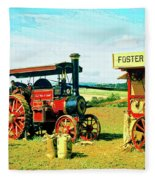 Lord Fisher Fleece Blanket