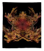 Lord Of The Flies Fleece Blanket