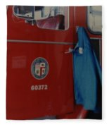 Los Angeles Fire Department Fleece Blanket