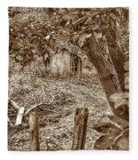Lost Barn S Fleece Blanket