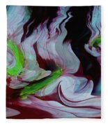 Lost In A Dream Fleece Blanket