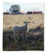 Lost Lamb Fleece Blanket