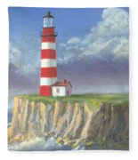 Lost Point Light Fleece Blanket