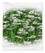Lotsa Daisies Fleece Blanket