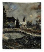 Louette St Denis  Fleece Blanket