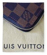 Louis Vuitton Fleece Blanket
