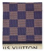 Louis Vuitton Mens Wallet Fleece Blanket