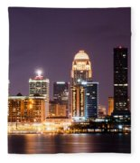 Louisville 1 Fleece Blanket