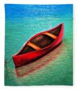 Love Boat Fleece Blanket