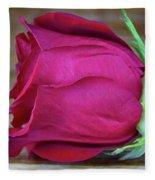 Love By Rose  Fleece Blanket