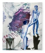 Love Metaphor - Drift Fleece Blanket