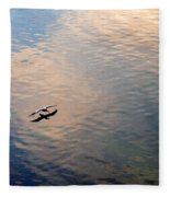 Low Flight Fleece Blanket