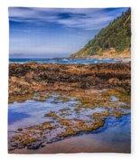 Low Tide Fleece Blanket