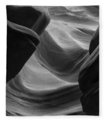 Lower Antelope Canyon 2 7902 Fleece Blanket