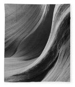 Lower Antelope Canyon 2 7920 Fleece Blanket