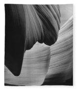 Lower Antelope Canyon 2 7923 Fleece Blanket