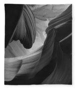 Lower Antelope Canyon 2 7925 Fleece Blanket