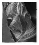 Lower Antelope Canyon 2 7951 Fleece Blanket