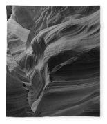 Lower Antelope Canyon 2 7987 Fleece Blanket
