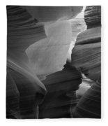 Lower Antelope Canyon 2214 Fleece Blanket