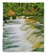 Lower Tahquamenon 6200 Fleece Blanket