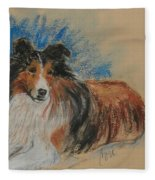 Loyal Companion Fleece Blanket