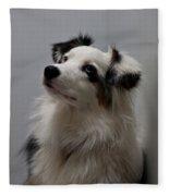 Loyal Friend Fleece Blanket
