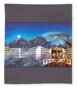 lrsMHD031HarrisonMark MasksoftheMasters Mark Harrison Fleece Blanket