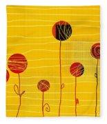 Lubi - S01-03c Fleece Blanket