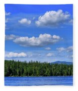 Luby Bay View Fleece Blanket