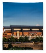 Lucas Oil Stadium Fleece Blanket