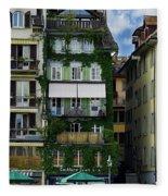 Lucerne 4 Fleece Blanket